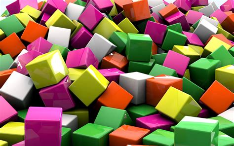 colorful cubes wallpaper colorful cubes wallpaper 3d wallpapers 21654