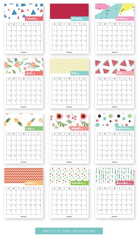 printable calendar ca 292 best 2017 calender free printable images on pinterest