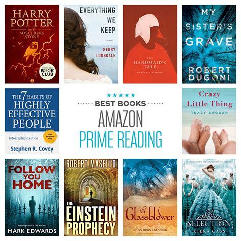 books   find  amazon prime reading