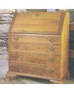 Woodworking Plans For A Slant Desk