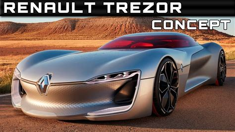 renault trezor price renault trezor concept 2016 review rendered price