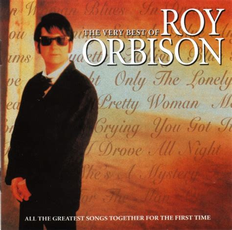 best of it roy orbison the best of roy orbison cd at discogs