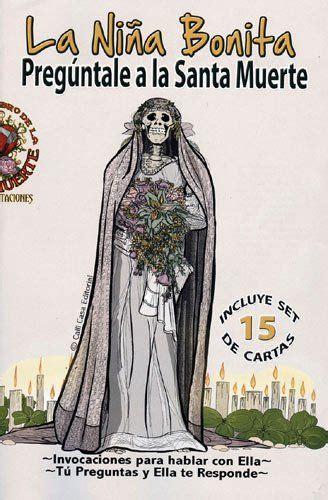 libro spanish novels muerte en la ni 209 a bonita preguntale a la santa muerte spanish only