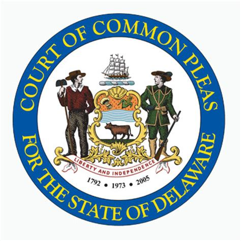 Delaware County Common Pleas Court Search Court Of Common Pleas Delaware Courts State Of Delaware