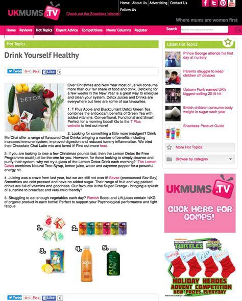 Ch Detox Website media the lemon detoxthe lemon detox