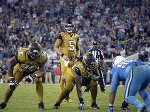 Jacksonville Jaguars State Nfl Look Ahead A Thought But Division Isn T Only