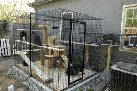 cat patio catio ideas on pinterest cat enclosure outdoor cat