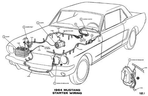 wiring diagram ford 302 mustang starter wiring diagram