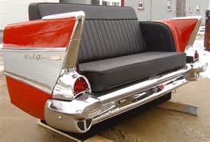 auto sofa new retro cars restored classic car furniture and decor