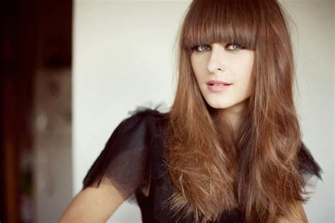 most popular hair color for spring 2015 fancy ideas for hairstyles with bangs 2015 hairstyles