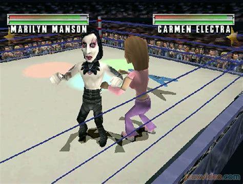 celebrity deathmatch game xbox 360 gameplay mtv celebrity deathmatch la belle contre la