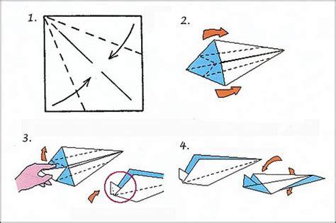 Origami Avion - avion papiroflexia facil buscar con