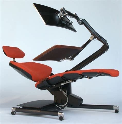 sit stand nifty new workstation lets you lie on the