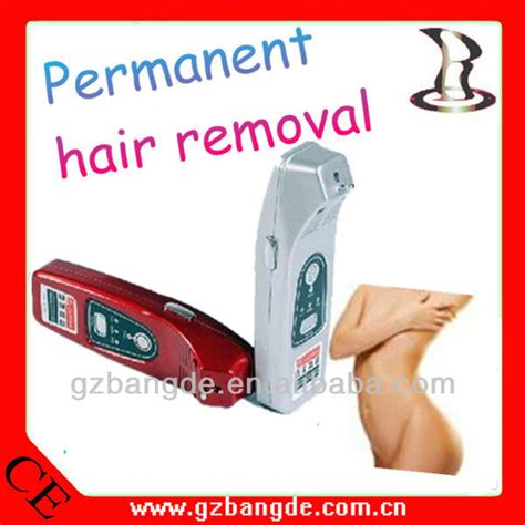 home use permanent laser hair removal machine bd