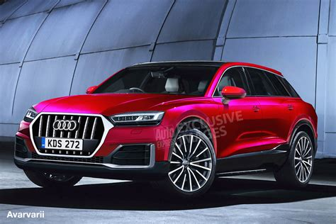 Q8 Audi by Audi Q8 Teaser And Exclusive Pics Auto Express