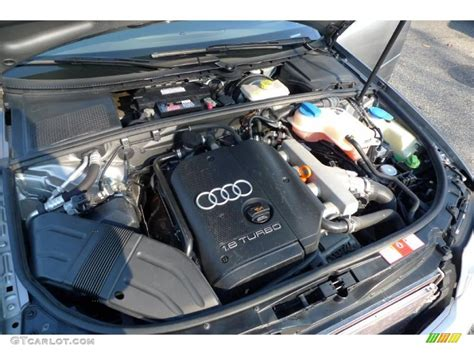2005 audi a4 1 8t quattro avant engine photos gtcarlot