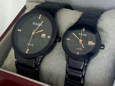 Rado Couples couples his hers wristwatches fashion nigeria