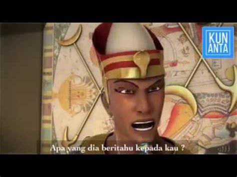 film kartun nabi musa as kartun nabi musa wajib tonton youtube
