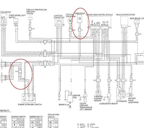 xr650l wiring diagram 21 wiring diagram images wiring