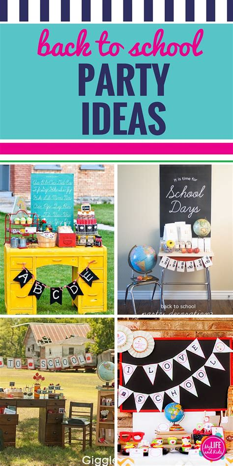 back to school ideas my and