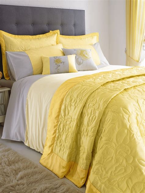 grey bedding and curtains yellow and grey curtains yellow and gray 041214 pinterest