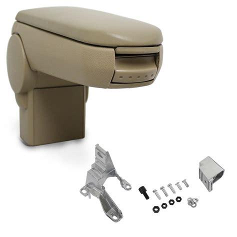 interni in pelle golf 4 bracciolo specifico in pelle beige per volkswagen golf 4