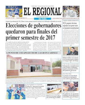 Regional Del Zulia 2016   calam 233 o el regional del zulia 19 10 2016
