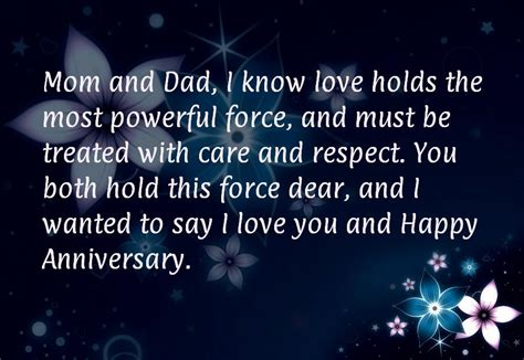 Wedding Anniversary Quotes For Parents 25th by 25th Wedding Anniversary Wishes For Parents Www Imgkid