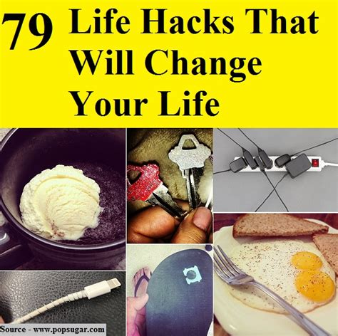 life hacks for home 79 life hacks that will change your life home and life tips