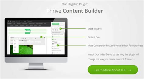 thrive themes builder download free thrive content builder v1 85 live