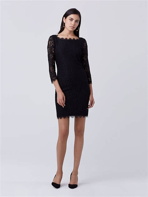 Dvf Dresses by Zarita Lace Dress By Dvf