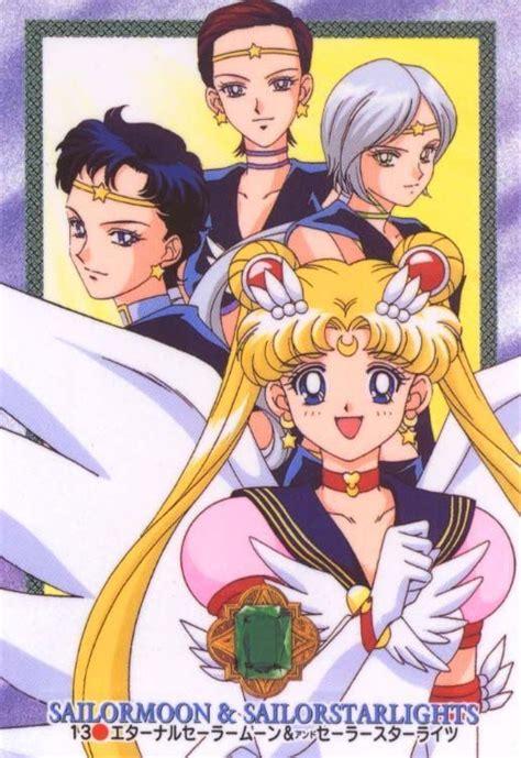 dati sailor le sailor starlights cultura otaku e dintorni