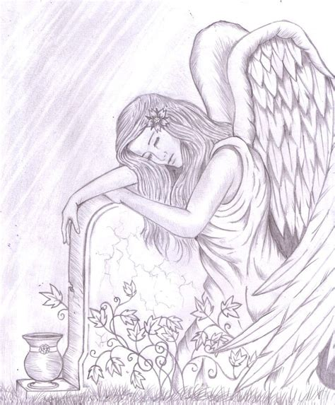 angel tattoo designs free images for gt simple guardian tattoos for