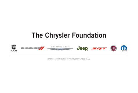 The Chrysler Foundation by Chrysler Foundation To Help Send Teams To Robotics