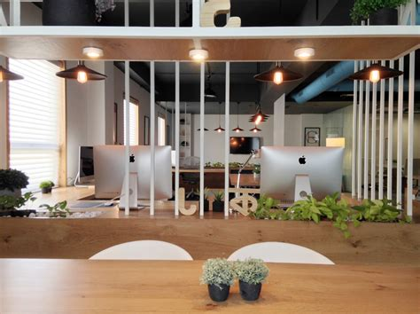 creative room dividers a type design firm s office by yellowsub studio
