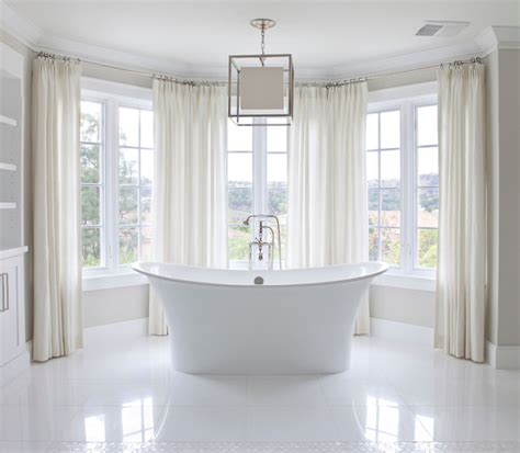 windows in bathrooms bay windows bathroom traditional bathroom brooke wagner design