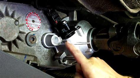 jeep wrangler speedometer jeep wrangler cherokee speedometer gear change part 2