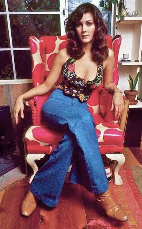 vintage wonder woman style lynda carter