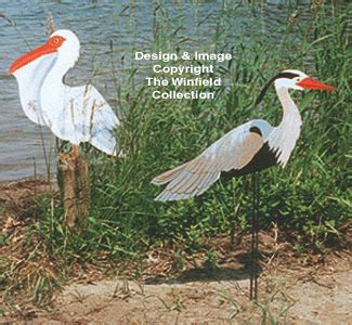 wood pattern gif all yard garden projects flamingo heron pelican