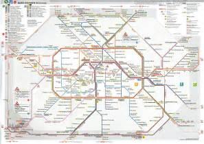 bahn map germany s bahn u bahn berlin map images