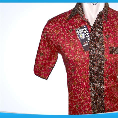 Baju Resmi Kantor Kuliah jual free ongkir 1019 14 baju batik merah batik seragam batik kerja batik kantor batik kuliah