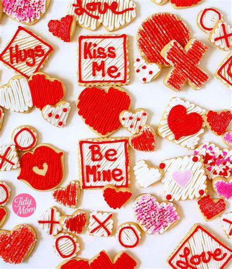 valentines baking food baking ideas