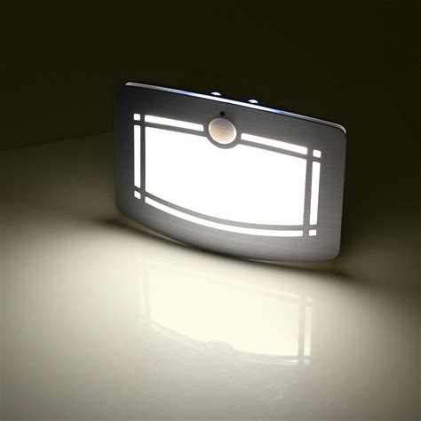 motion sensor hallway light motion sensor activated led wall l battery operated