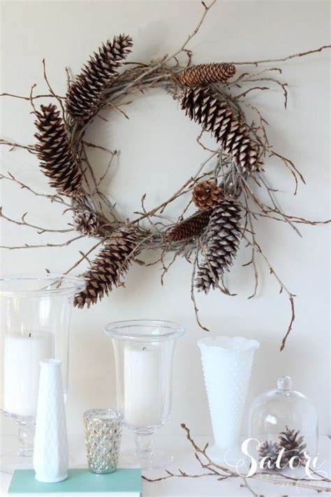 twig decor touches of nature 35 cute twig fall d 233 cor ideas digsdigs