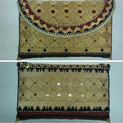 Tas Tapis Bordir 7 jual kain tapis lung asli jilbab tas sandal clucth dress