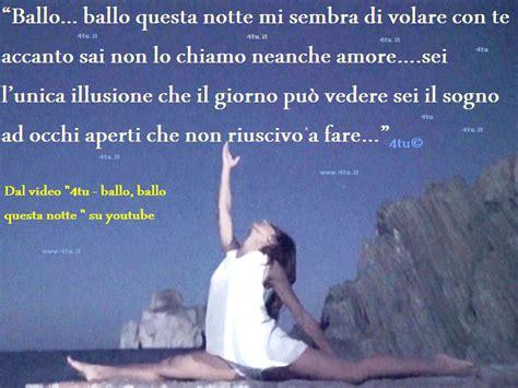 un illusione jovanotti testo canzoni d italiane 2016 ballo ballo questa notte