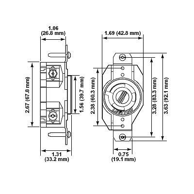 leviton l5 30r receptacle wiring diagram free