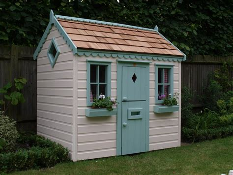 Playhouse Windows And Doors Ideas Childrens Cottage Playhouse 6ft X 4ft Playhouses The Playhouse Company