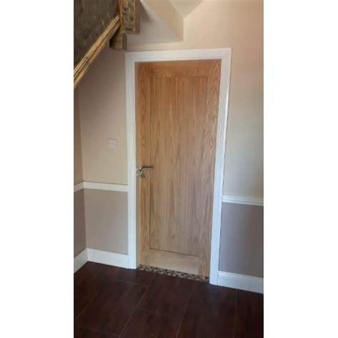 seadec hton oak shaker door
