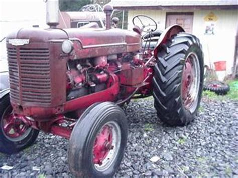 1945 International Wd9 Tractorshed Com